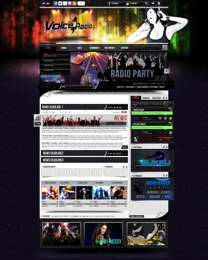 Professional Radio Design / VoiceRadio v1