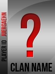 Playersheet für Clans