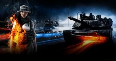 Battlefield 3/4 Wallpaper