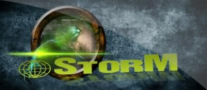Logo StormHaunted