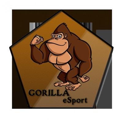 Clanlogo Gorilla eSport