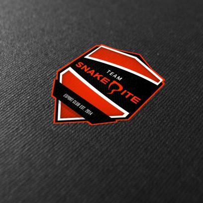 Clanlogo III - Red 1 (druckfähig & professionell)