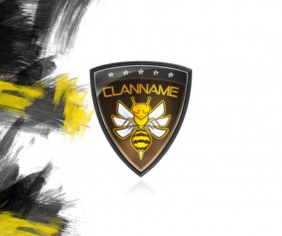 WASP CLAN LOGO