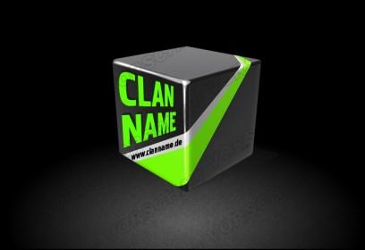 Premium 3D - Clan Logo 5