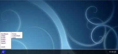 KDE ControlPanel Template