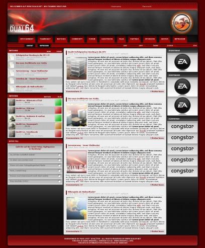 Rotes Clandesign #2