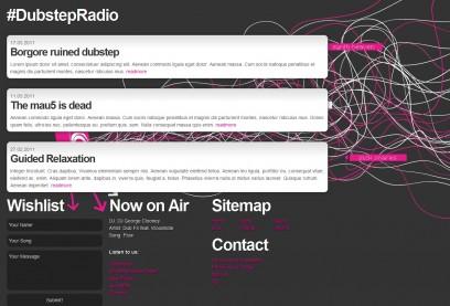Minimal Radio Design