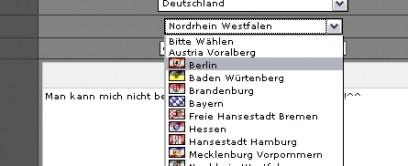 Bundesland Flaggen