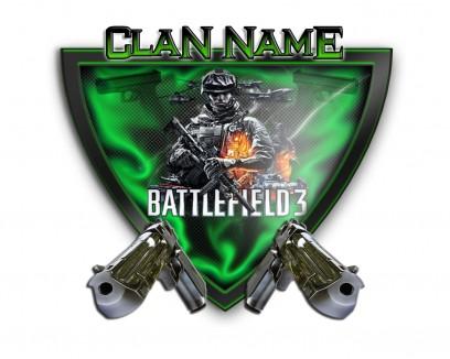 Battlefield Green Style