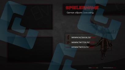 Stream Overlay - Nightmare